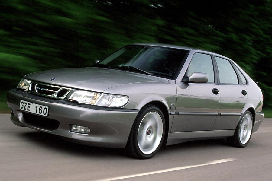 2001 Saab 9-3 Photo 4 of 36