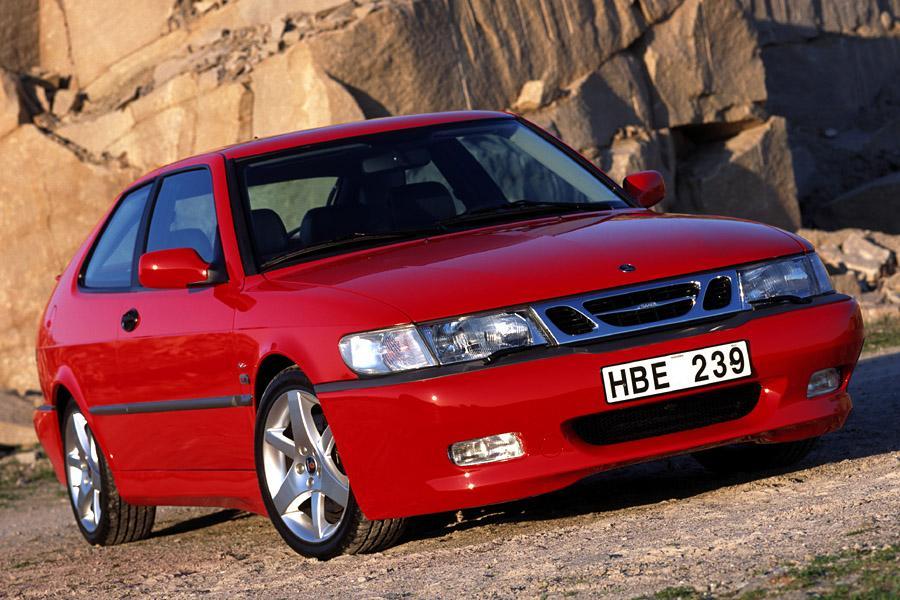 2001 Saab 9-3 Photo 3 of 36