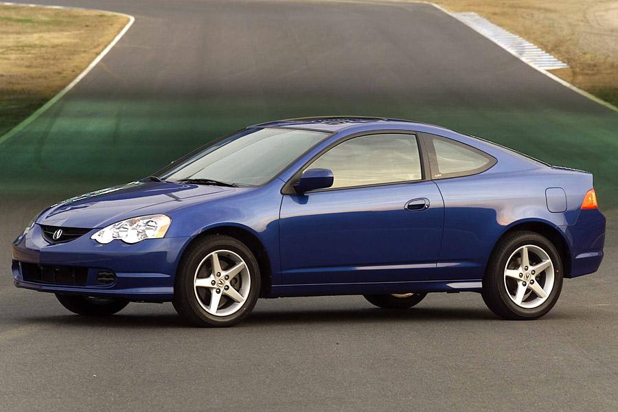2002 Acura Rsx Reviews Specs And Prices Cars Com