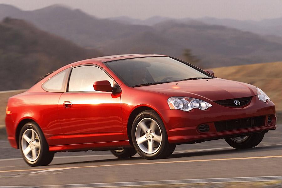 2002 Acura RSX Photo 4 of 28
