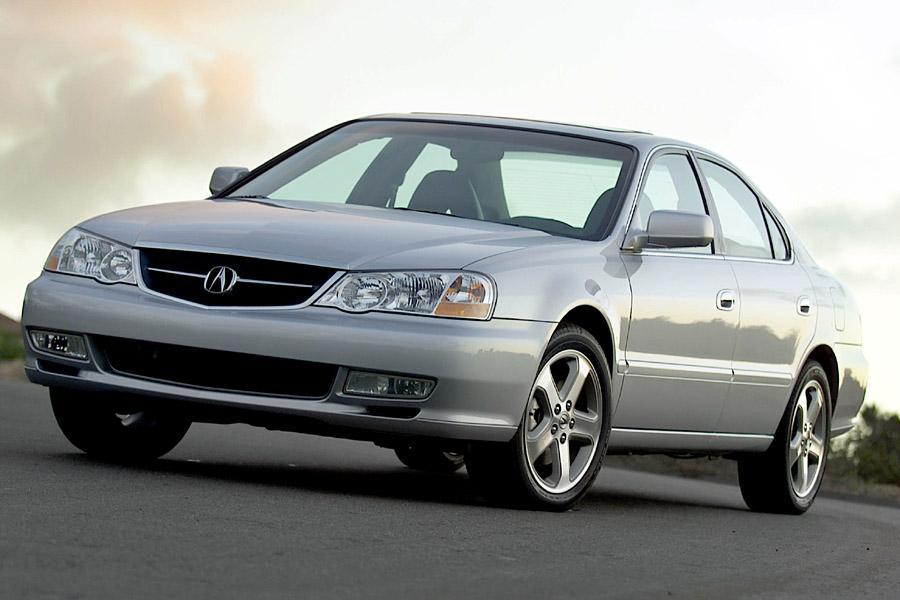 2002 Acura TL Photo 3 of 22