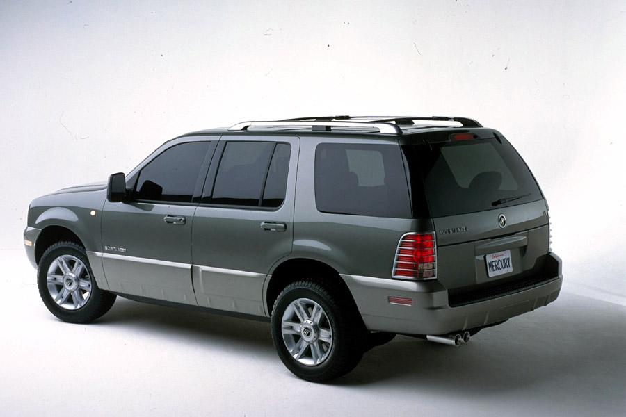 2001 Mercury Mountaineer Photo 2 of 7