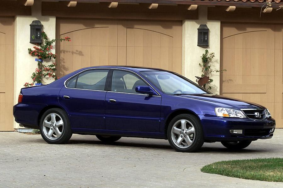 2002 Acura TL Photo 5 of 22