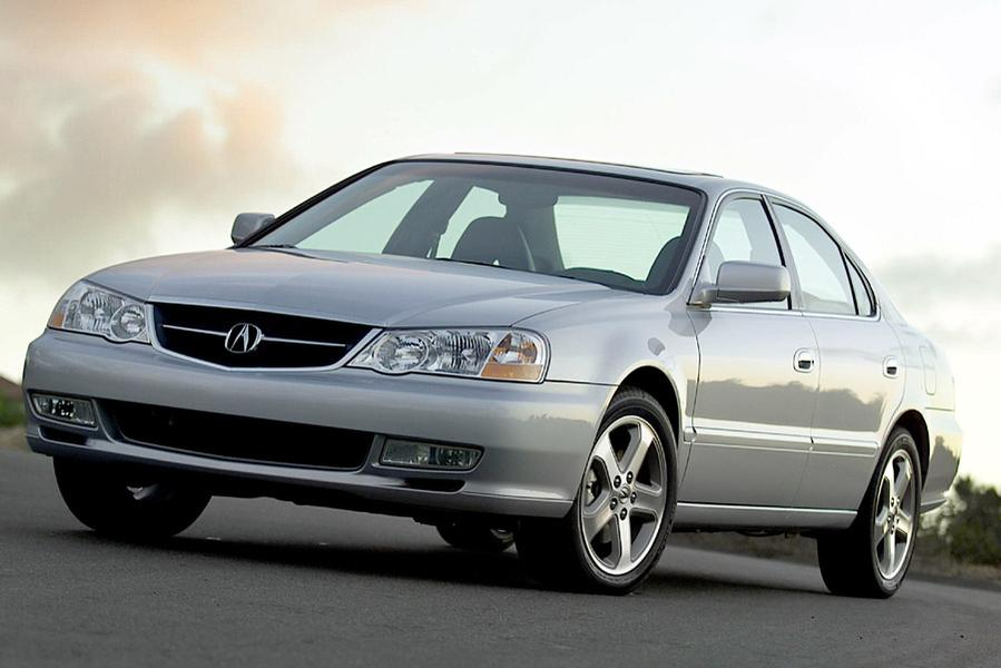 2003 Acura Tl Overview Cars Com