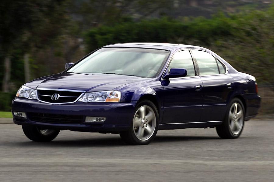 2003 Acura TL Photo 5 of 27