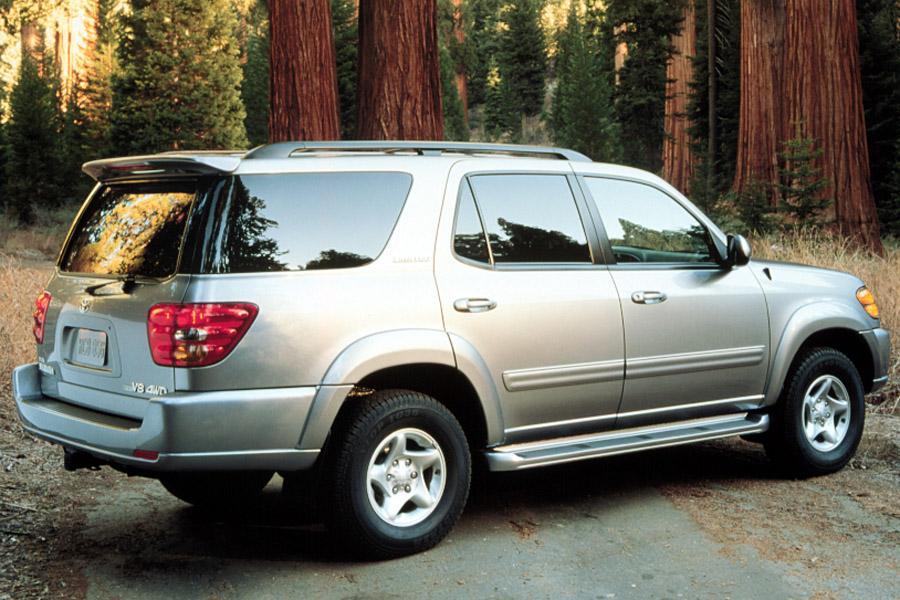 2001 Toyota Sequoia Photo 4 of 10