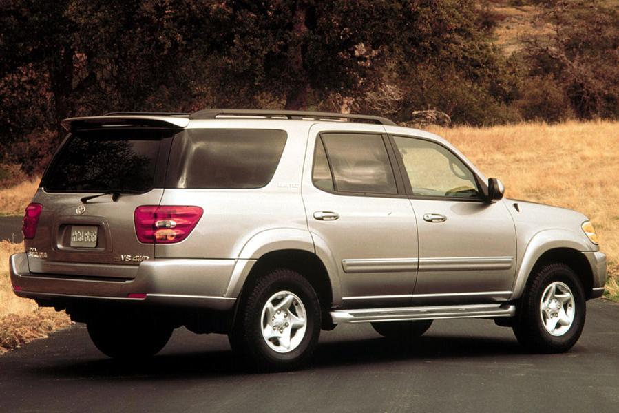 2001 Toyota Sequoia Photo 6 of 10