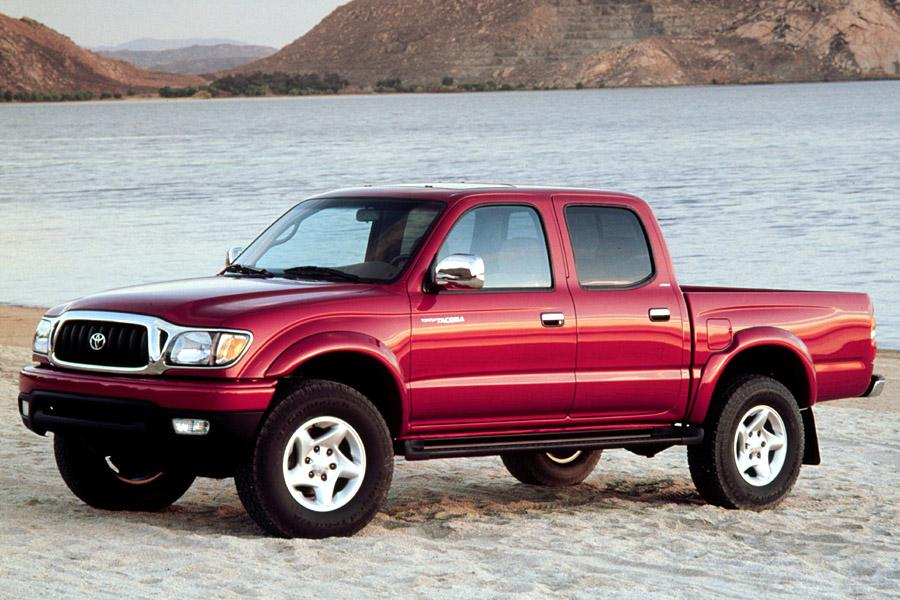 2001 Toyota Tacoma Photo 4 of 6