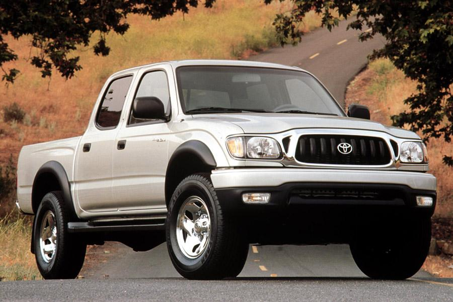 Toyota Tacoma Topper >> 2001 Toyota Tacoma Reviews, Specs and Prices | Cars.com