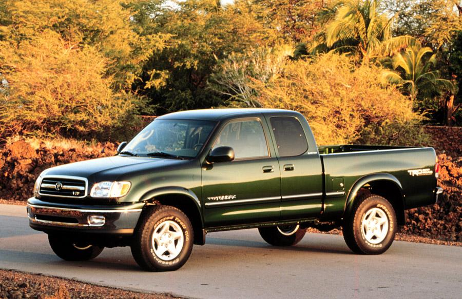 2001 Toyota Tundra Photo 3 of 6