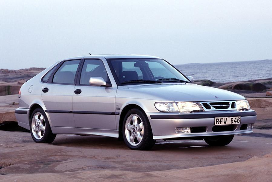 2001 Saab 9-3 Photo 1 of 36