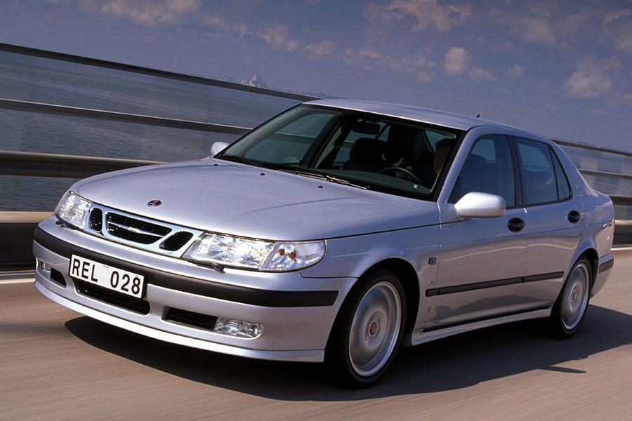 2001 Saab 9-5 Photo 6 of 24