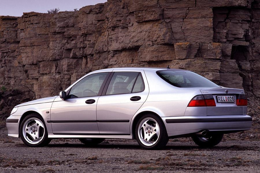2001 Saab 9-5 Photo 2 of 24