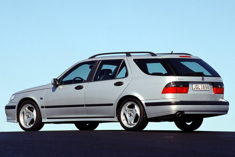 2001 Saab 9-5 Photo 3 of 24
