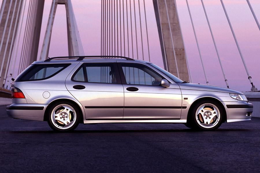 2001 Saab 9-5 Photo 4 of 24
