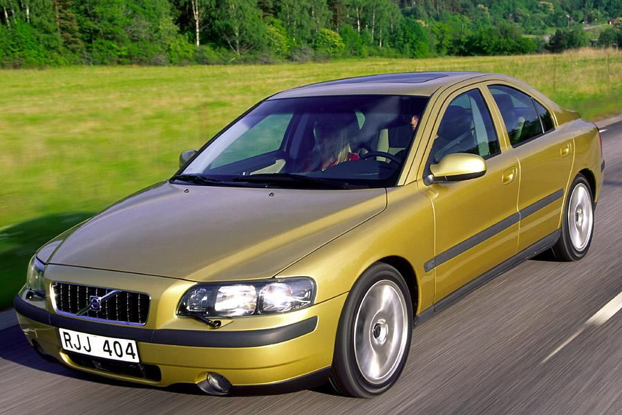Volvo Of Houston >> 2001 Volvo S60 Overview | Cars.com