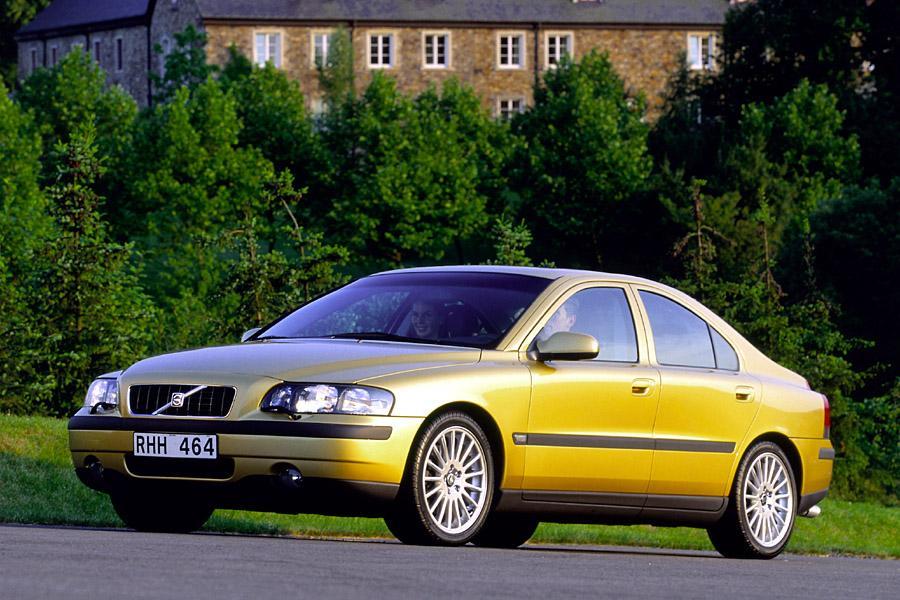 2001 Volvo S60 Photo 6 of 17