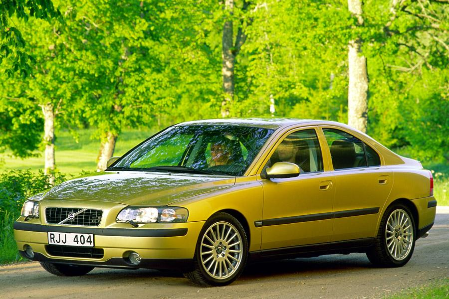 2001 Volvo S60 Photo 6 of 17