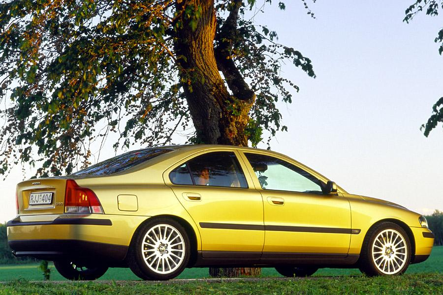 2001 Volvo S60 Reviews, Specs and Prices   Cars.com