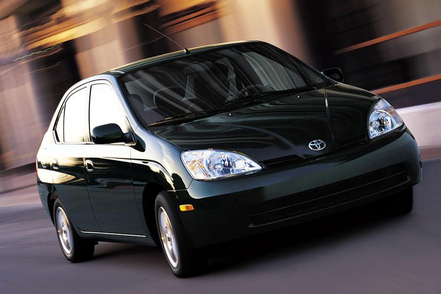 2001 Toyota Prius Photo 1 of 5