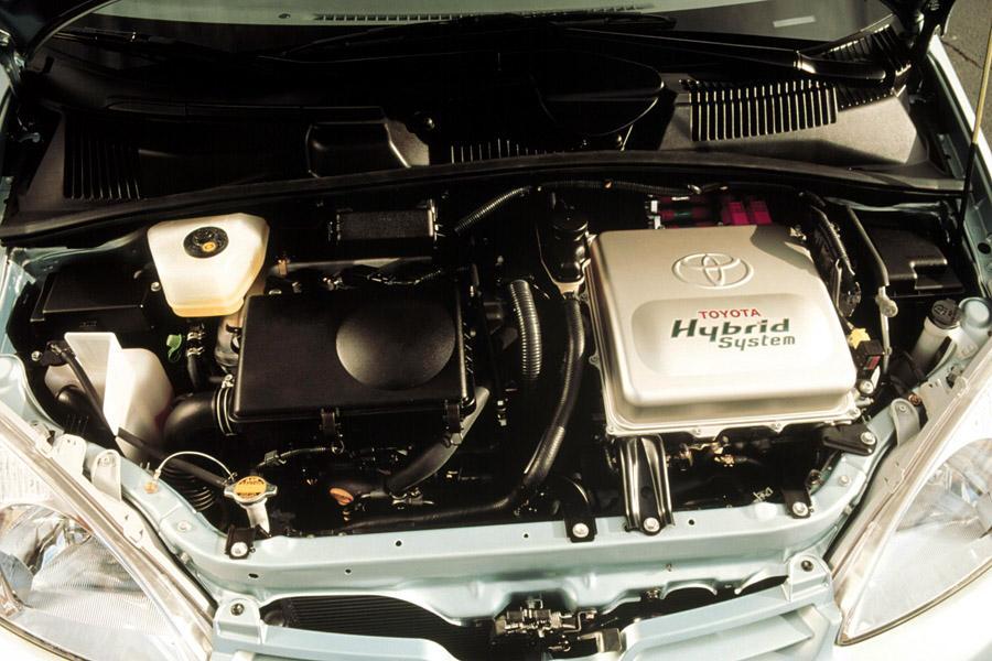 2001 Toyota Prius Photo 3 of 5