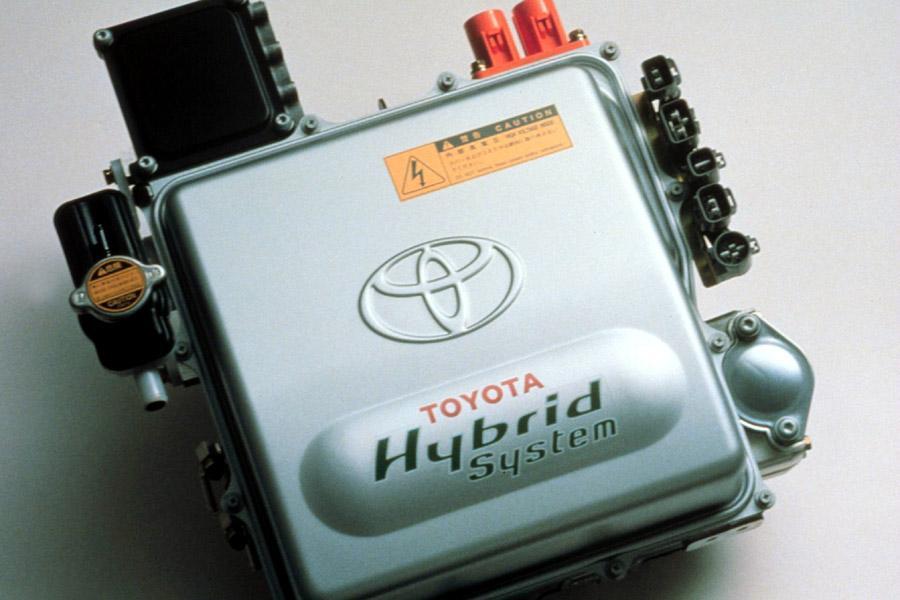2001 Toyota Prius Photo 5 of 5