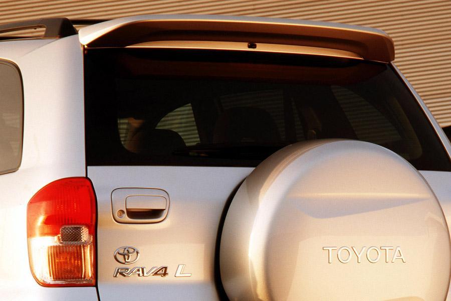 2001 Toyota RAV4 Photo 3 of 4