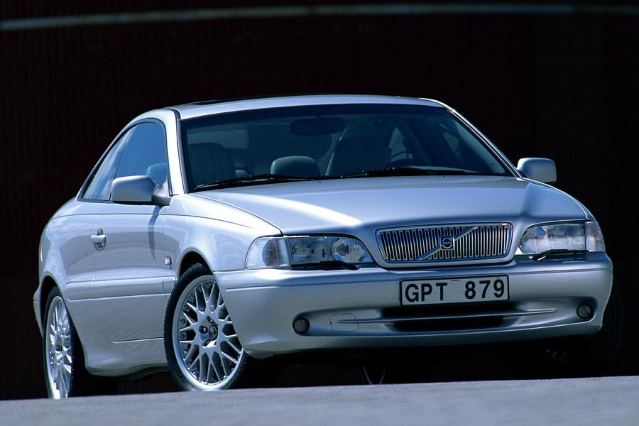 2000 Volvo C70 Photo 3 of 9
