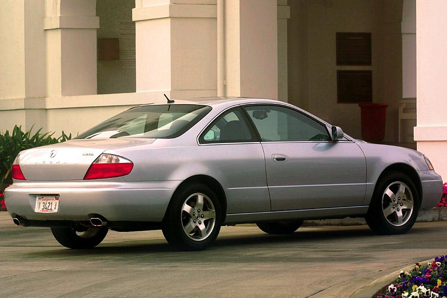 2003 Acura Cl Overview Cars Com