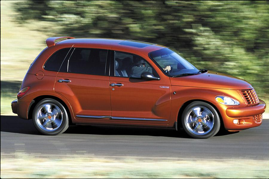2003 Chrysler PT Cruiser Photo 1 of 9