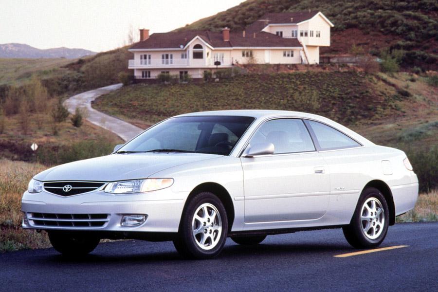 2000 Toyota Camry Solara Photo 1 of 7