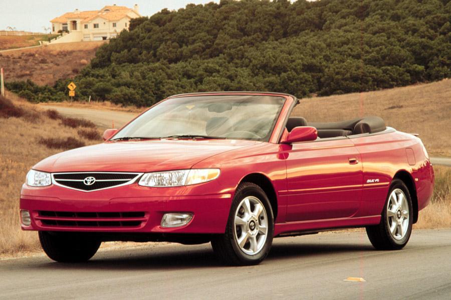 2000 Toyota Camry Solara Photo 5 of 7