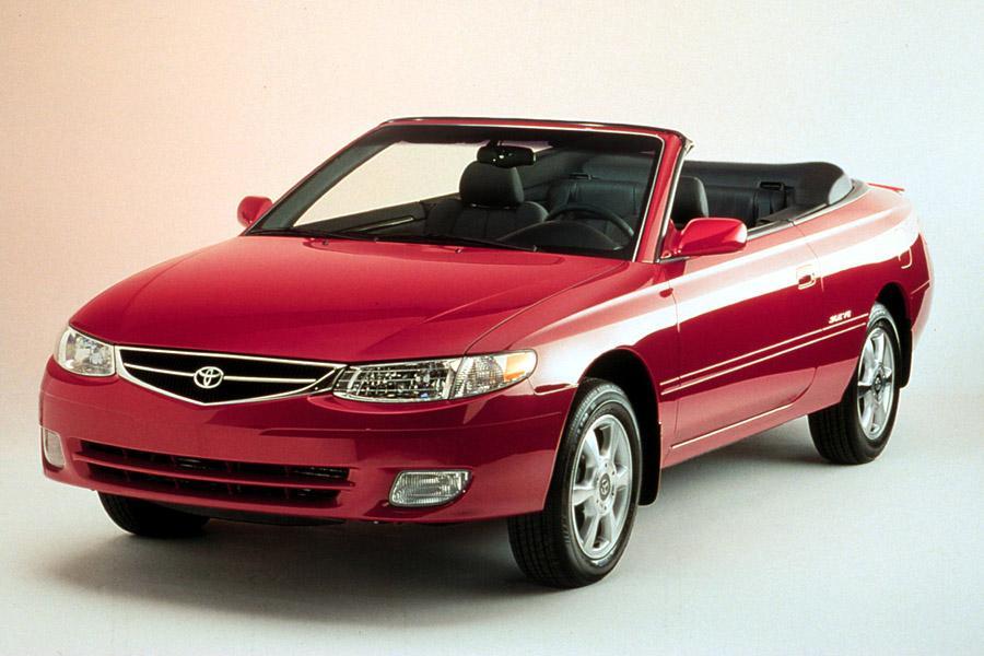 2000 Toyota Camry Solara Photo 6 of 7