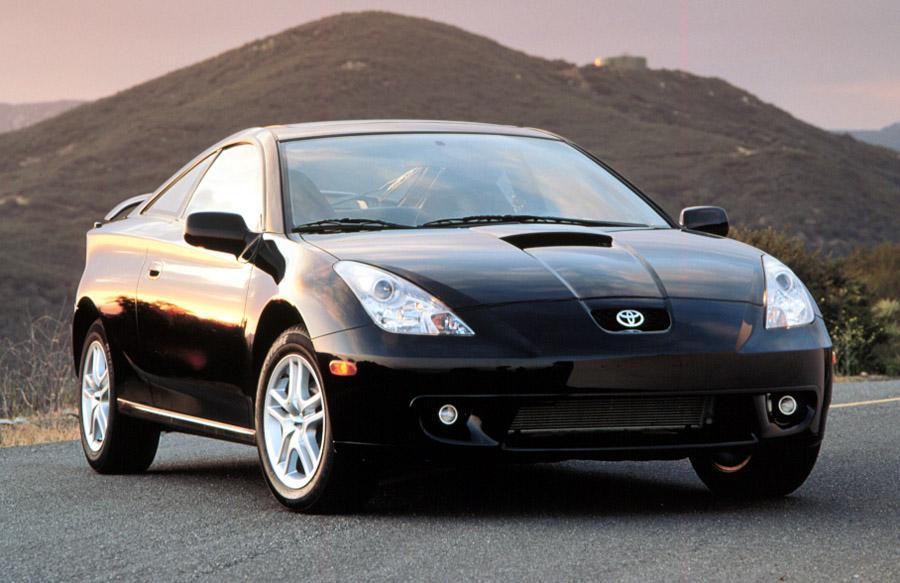 2000 toyota celica overview. Black Bedroom Furniture Sets. Home Design Ideas