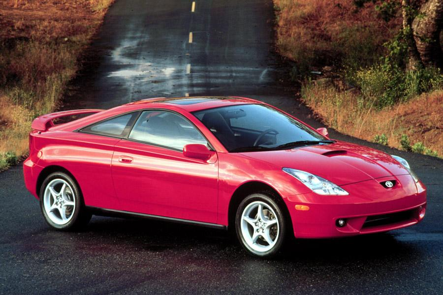 2000 Toyota Celica Photo 3 of 10