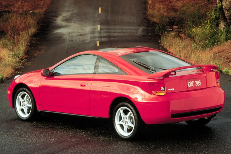 2000 Toyota Celica Photo 2 of 10