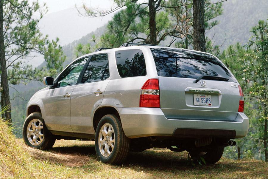 2002 Acura MDX Photo 5 of 10