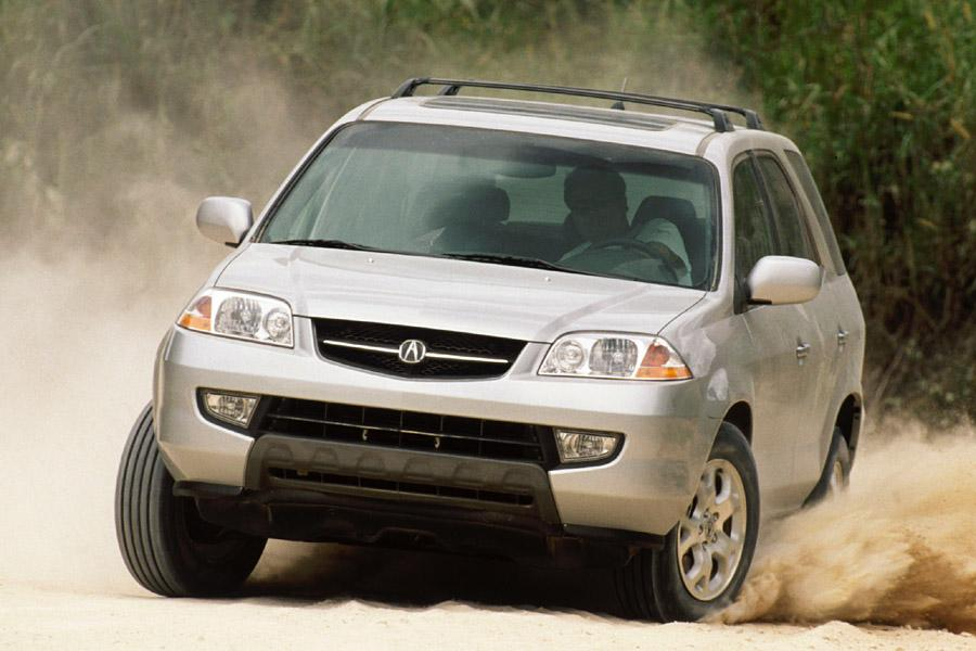 2002 Acura MDX Photo 3 of 10