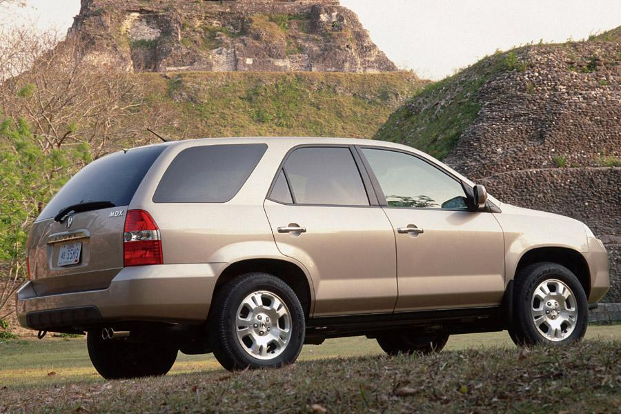 2002 acura mdx overview cars com