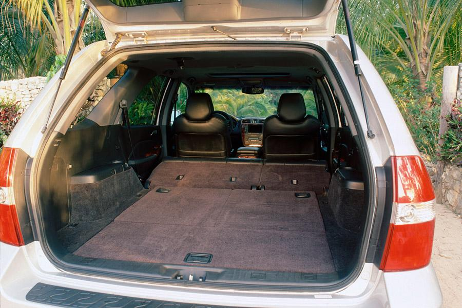 2002 Acura MDX Reviews, Specs And Prices