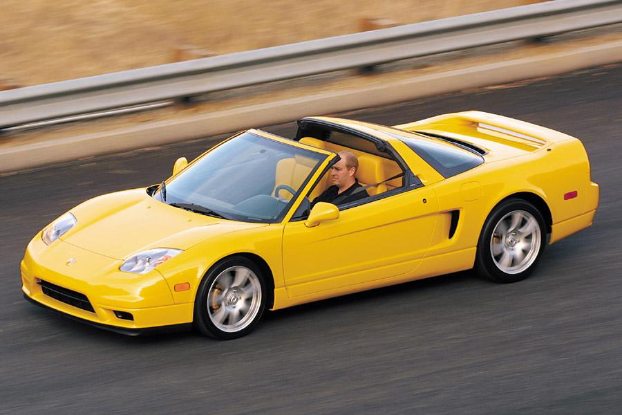 2002 Acura NSX Photo 6 of 28