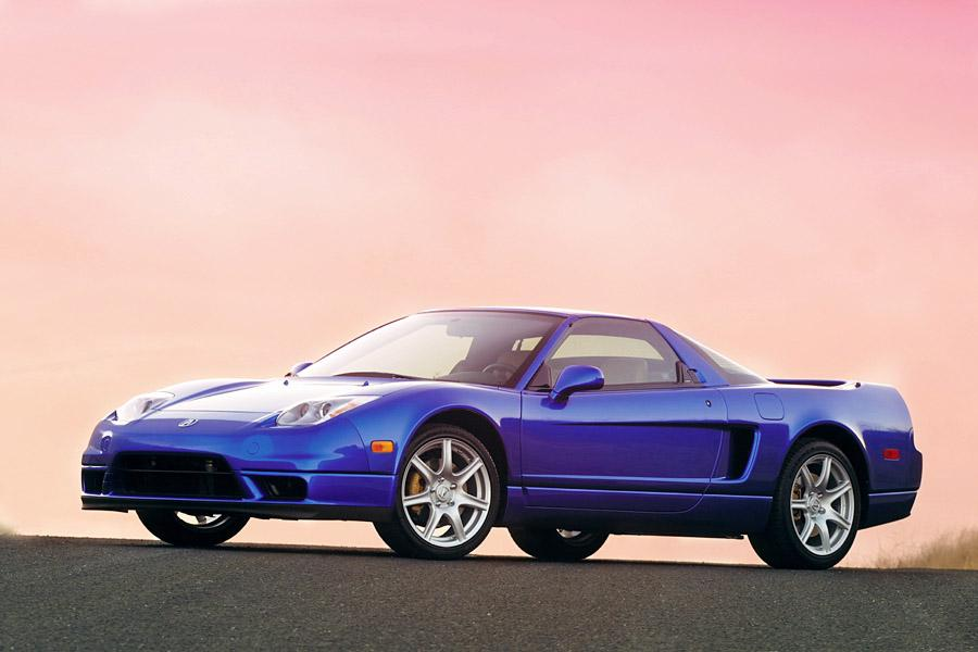 2002 Acura NSX Photo 3 of 28