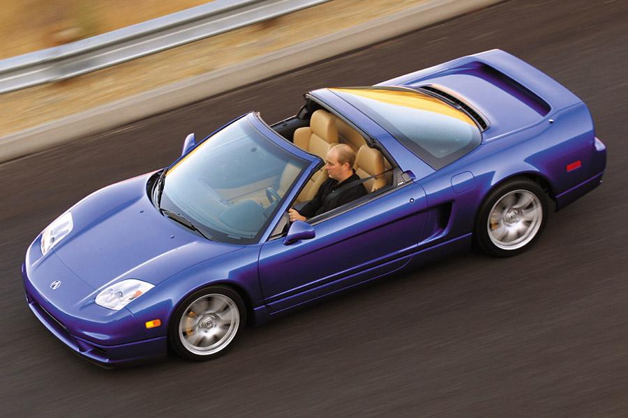 2002 Acura NSX Photo 4 of 28