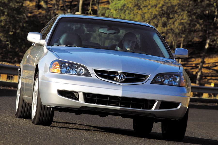2003 Acura CL Photo 1 of 19