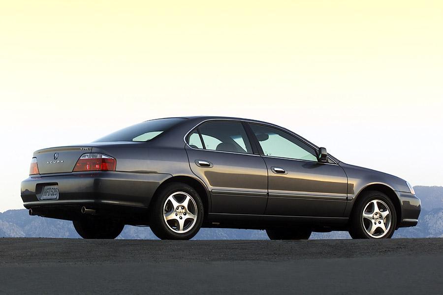 2003 Acura TL Photo 3 of 27