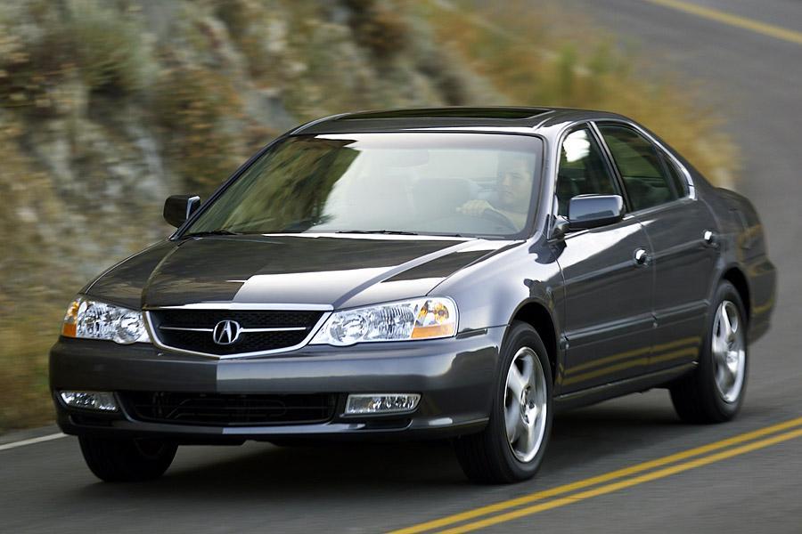2003 Acura TL Photo 2 of 27
