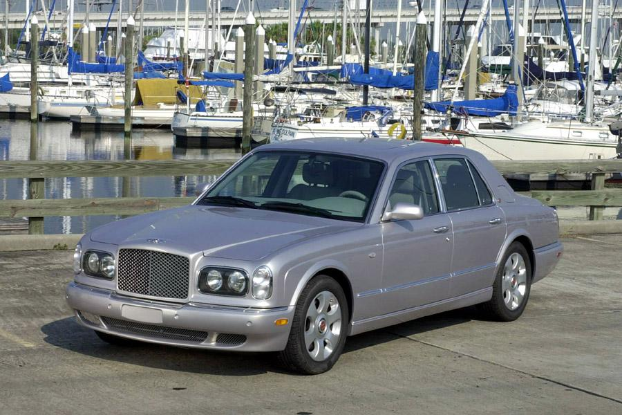 2003 Bentley Arnage Photo 1 of 3