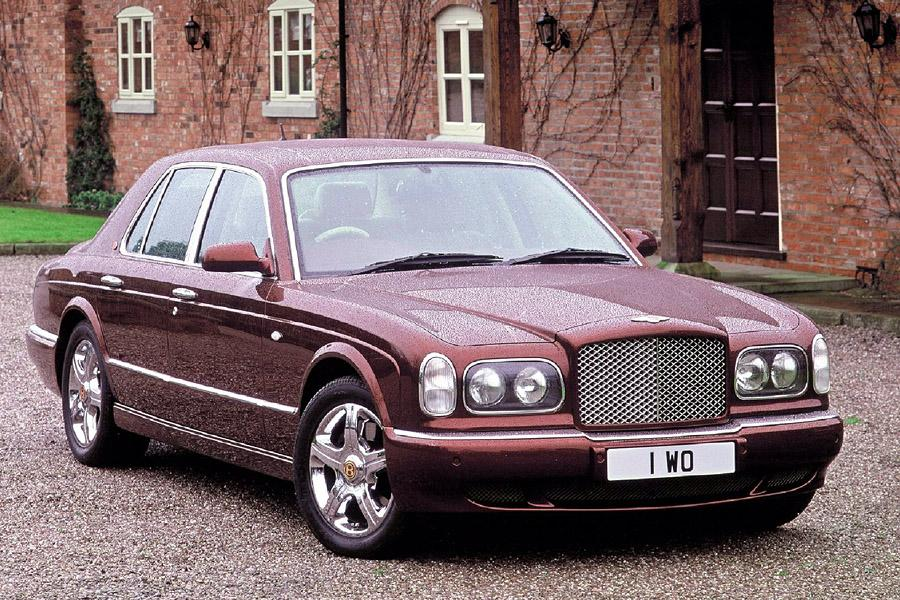 2003 Bentley Arnage Photo 2 of 3