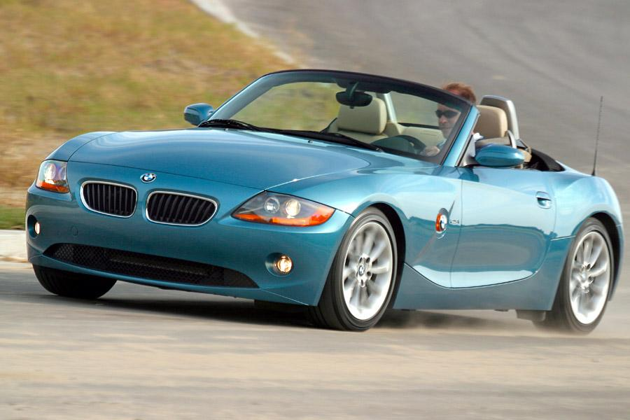 2003 Bmw Z4 Specs Pictures Trims Colors Cars Com