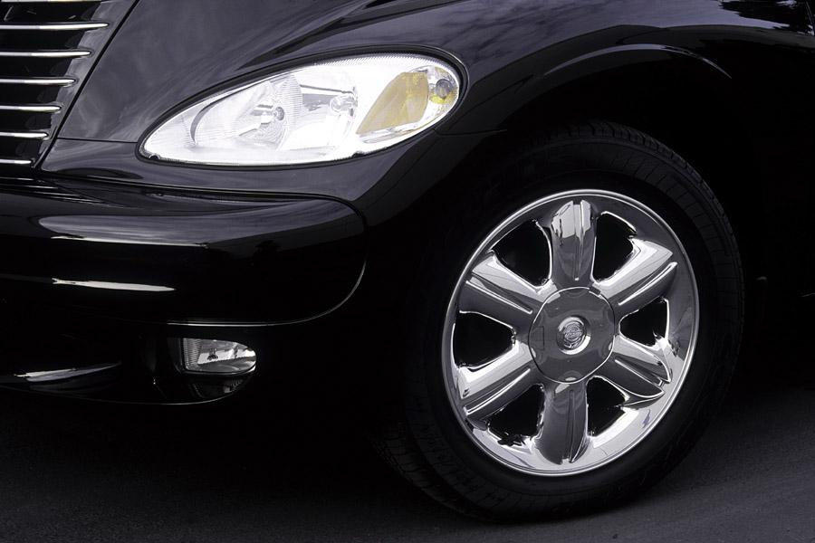2003 Chrysler PT Cruiser Photo 4 of 9